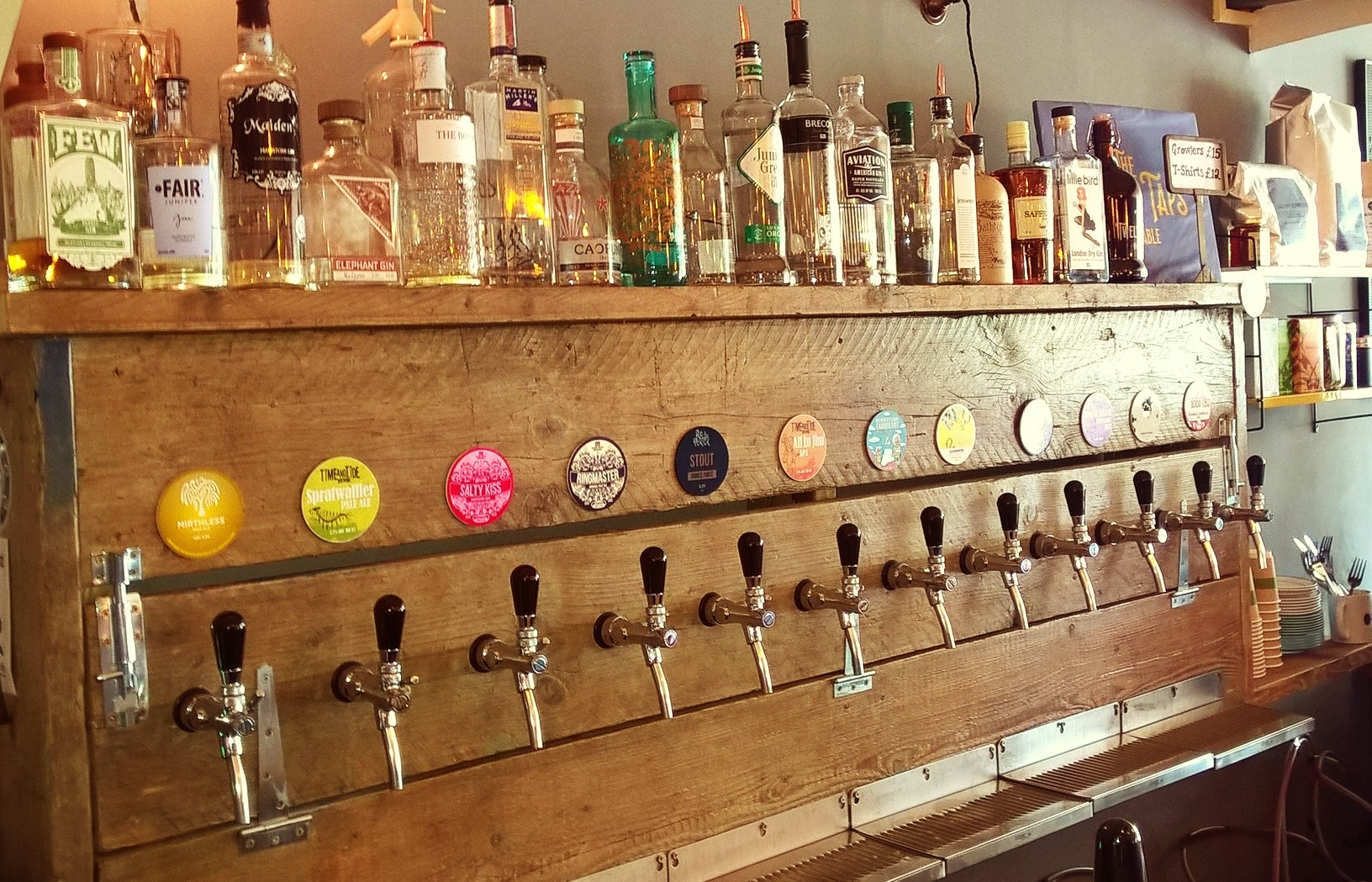 Coffee Craft Beer Whitstable