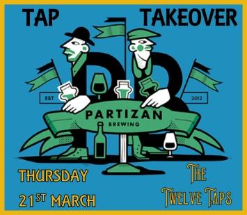 tap takeover logo